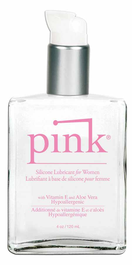 Pink Siliconen Glijmiddel 120 ml