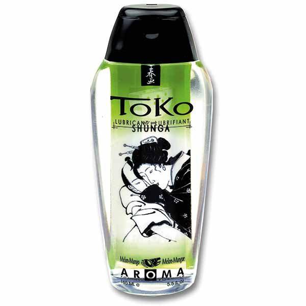 Shunga Toko Aroma Waterbased Glijmiddel Melon/Mango