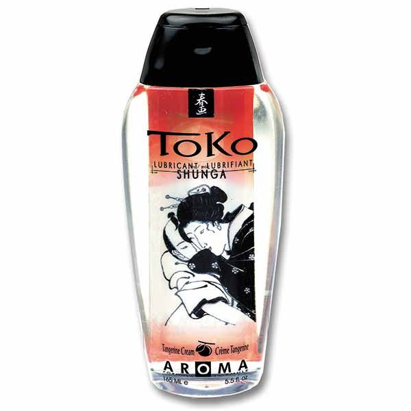 Shunga Toko Aroma Waterbased Glijmiddel Tangerine Cream