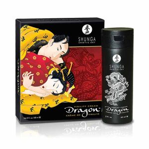 Shunga Stimulation Cream Him/Her Dragon Cream
