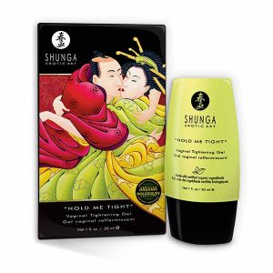 Shunga Female Tightening Gel Hold Me Tight