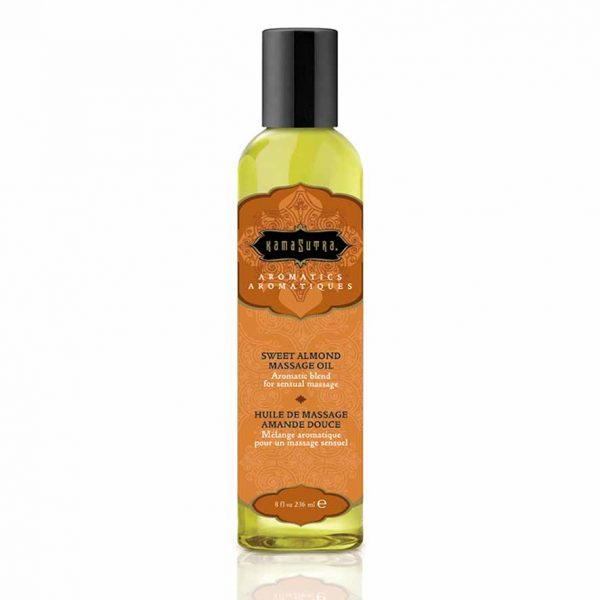 Kamasutra Massage Olie Sweet Almond 200 ml