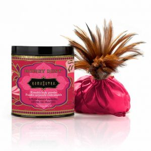 Kamasutra Honey Dust Body Talc Strawberry Dreams 226 gr
