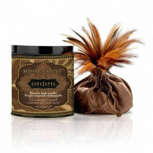 Kamasutra Honey Dust Body Talc Chocolate Caress 226 gr
