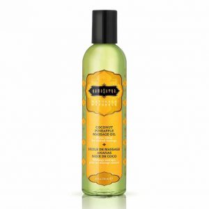 Kamasutra Naturals Massage Olie Kokosnoot Ananas 200 ml