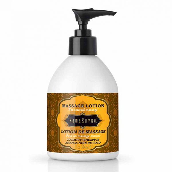 Kamasutra Massage Lotion Coconut Pineapple 295 ml